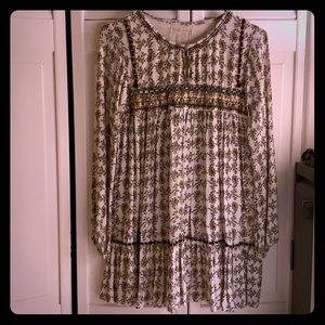 12/14 girls casual dress , worn once.